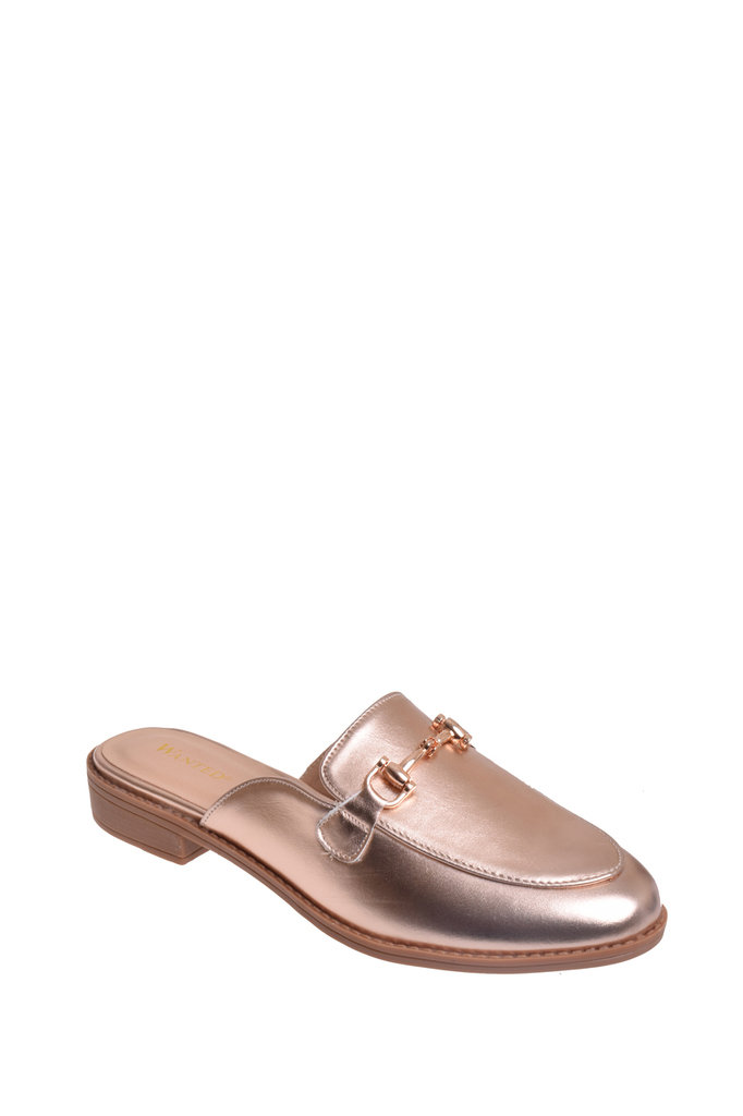 WANTED-Cavallo-Rose-Gold-Vegan-Leather-Slide-Open-