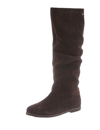 BEARPAW Damenschuhe 16 Melanie: 16 Damenschuhe In. Slouch Suede Boot Farbe/Größe a4c50c