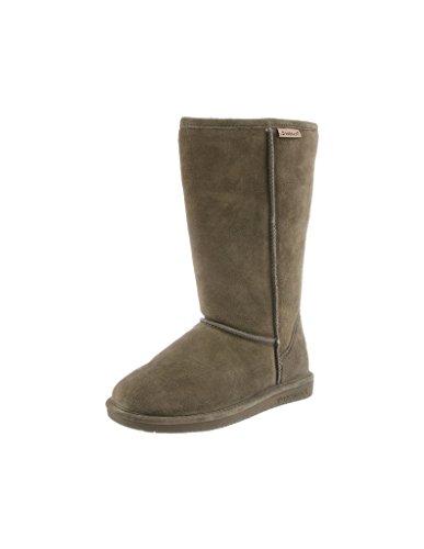 Bearpaw Damenschuhe Tall Emma Tall Damenschuhe Shearling Boot Olive c2bdc0