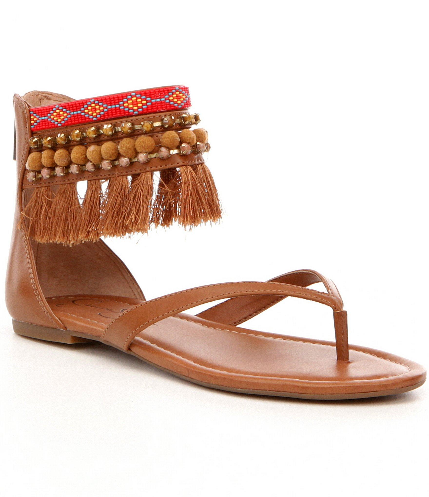 Jessica Simpson Flat Thong Sandal TCHGp