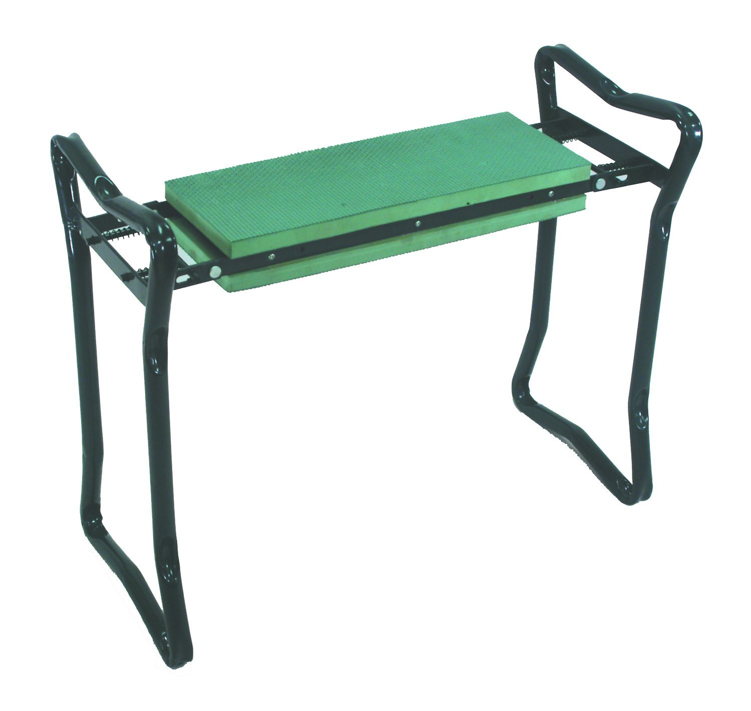 Tierra Garden W7623 Worth Folding Kneeler Bench And Seat Green New