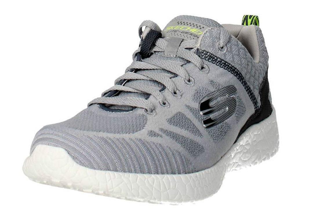 Skechers Sport Energy Burst Deal Closer - Zapatillas Para Hombre, Negro (Negro/Negro), 12 D(M) US