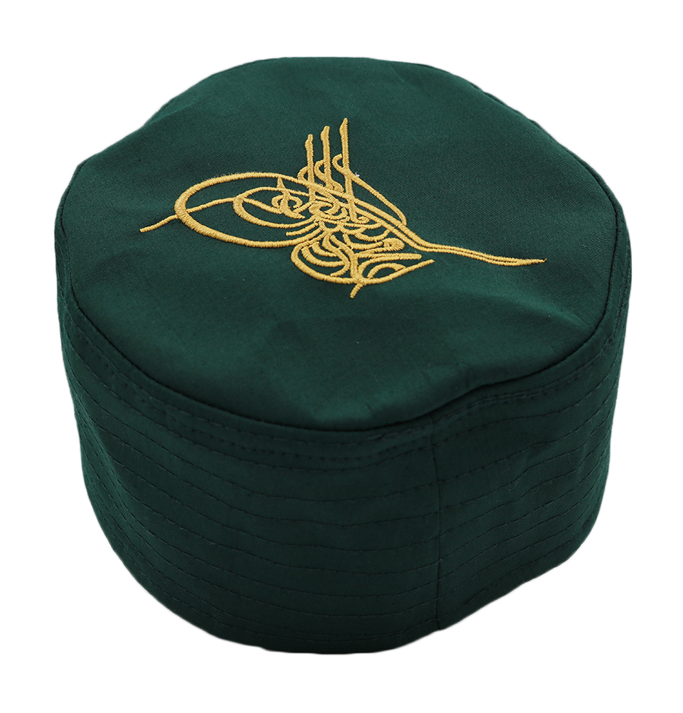 Muslim Turkish Takke Cap Islamic Men S Structured Kufi Hat