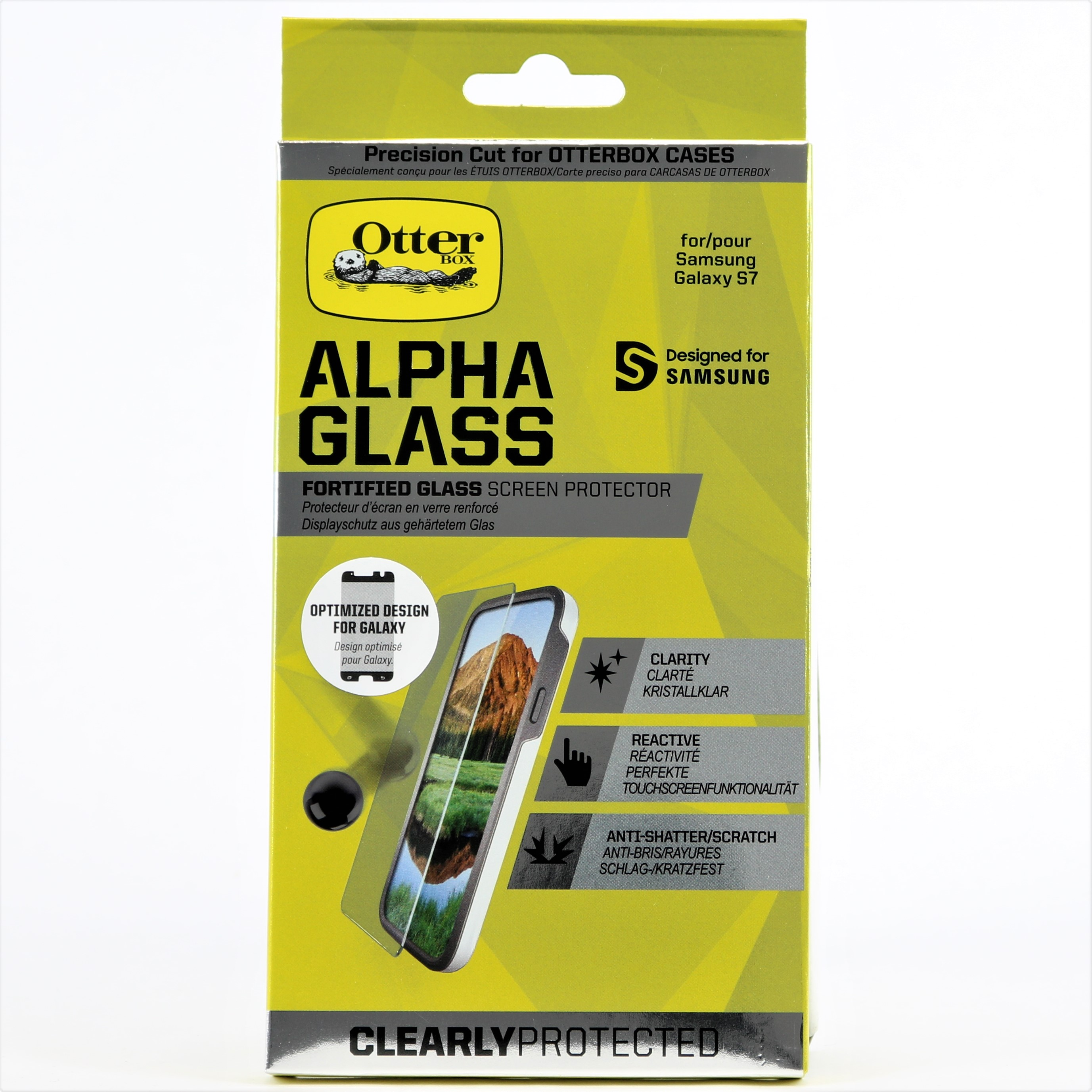 warranty-related claims, please otterbox alpha glass screen protector for samsung galaxy s7 clear was restoring