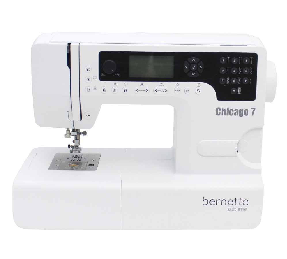 Bernette chicago 7 swiss design embroidery machine ebay for Janome memory craft 200e embroidery machine reviews
