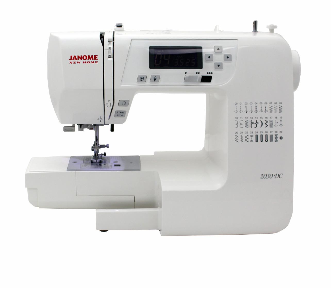 sewing machine refurbished