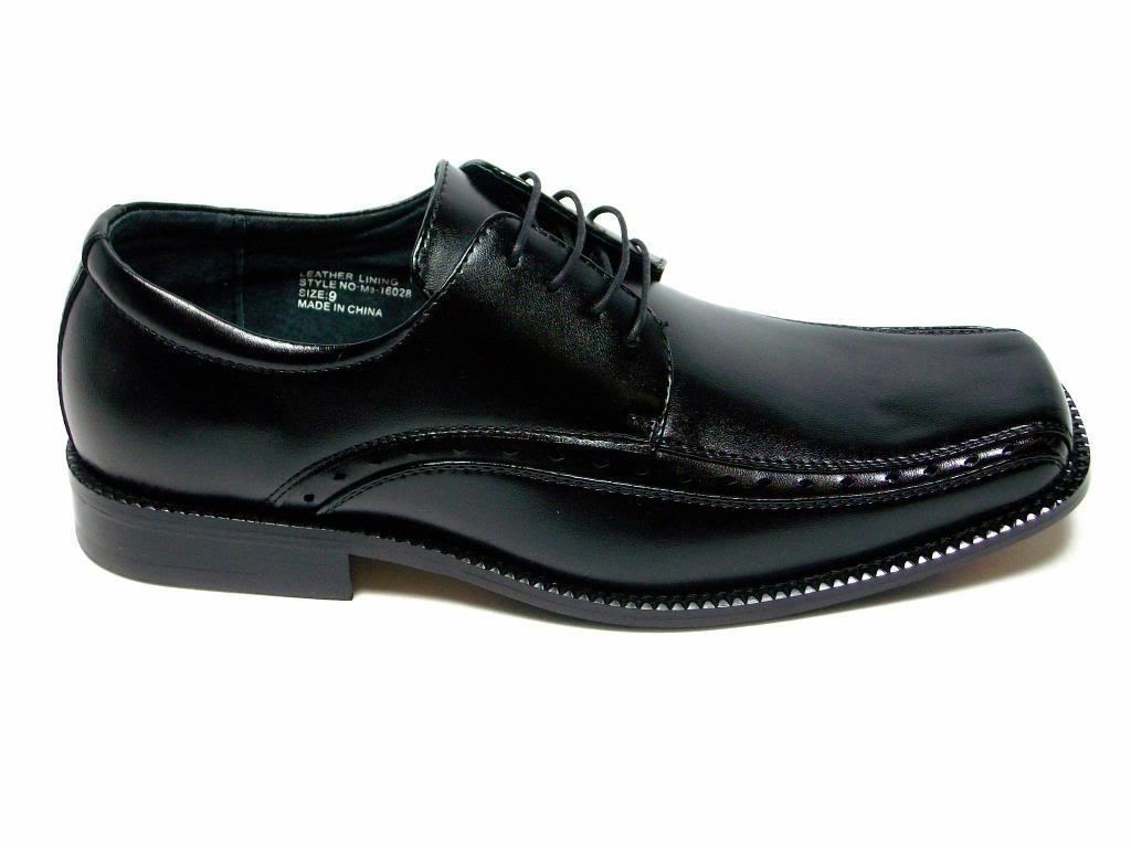 Delli Aldo Mens Dress Shoes
