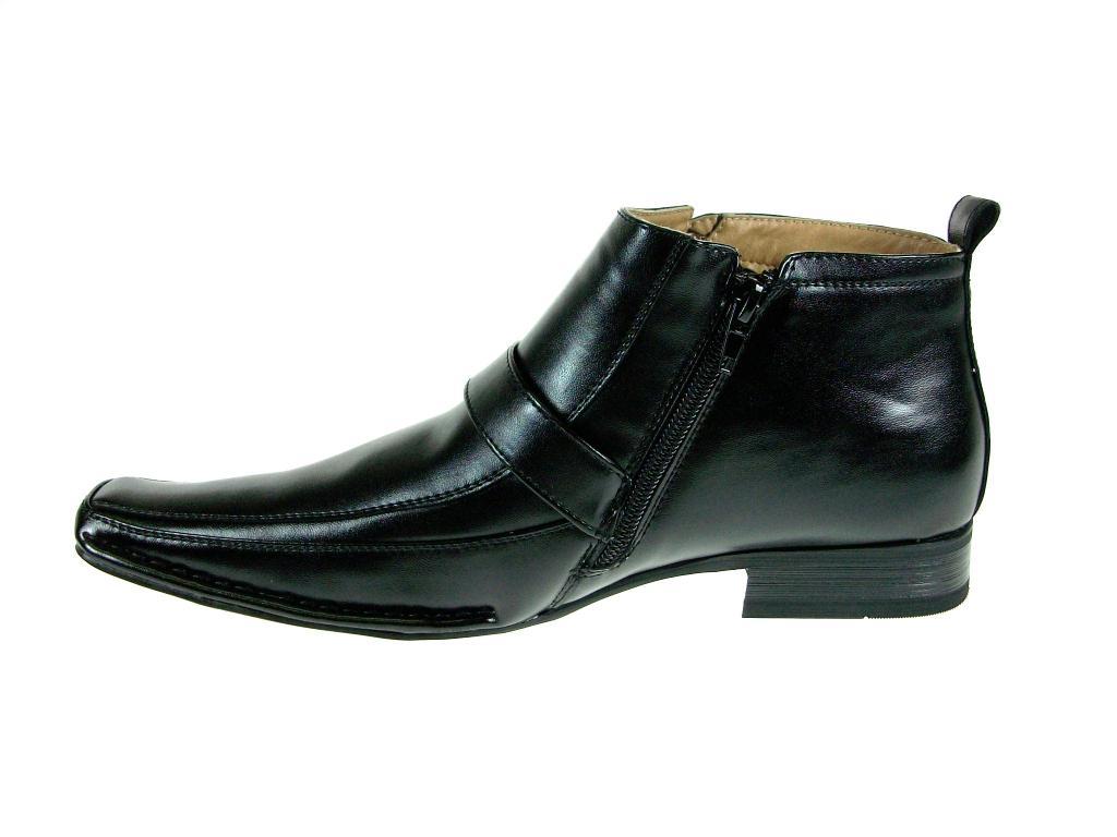 Delli Aldo Men's 606262 Ankle High Casual Dress Boots | eBay