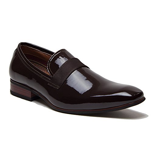 ferro aldo shoes plaid pattern clip