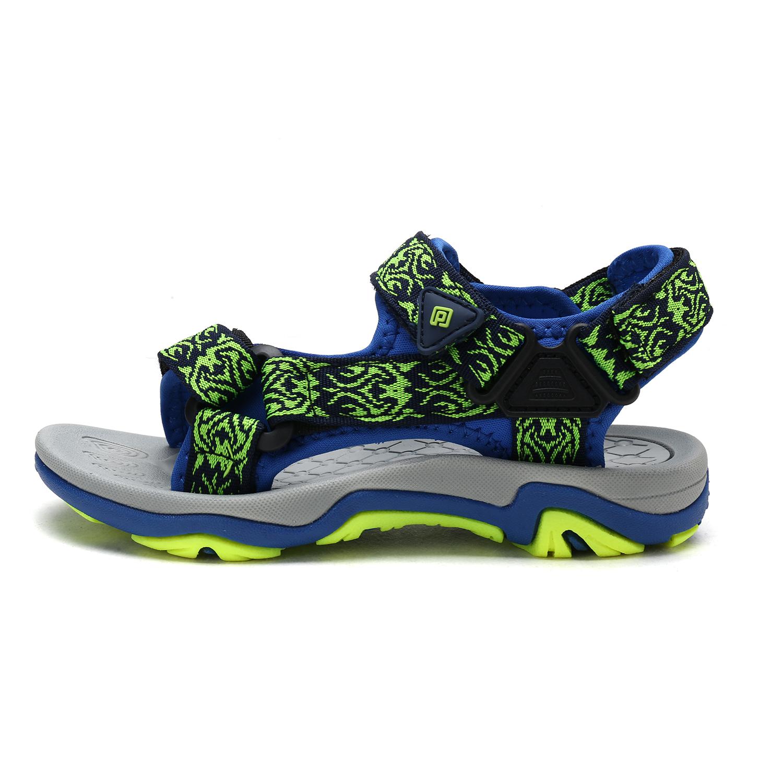 DREAM PAIRS Boys Girls Toddler//Big Kid 170892-K Outdoor Summer Athletic Sandals