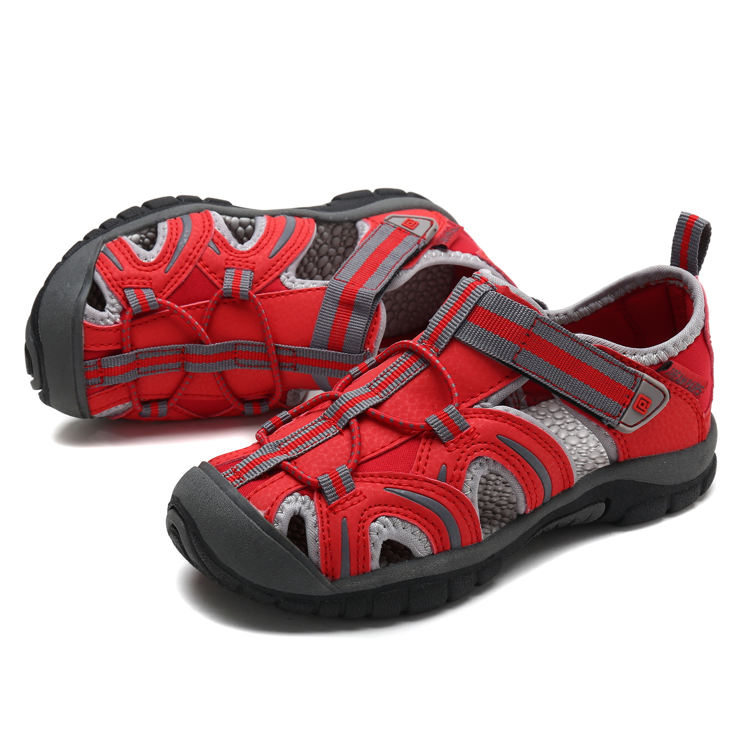 DREAM PAIRS Boys Girls Toddler Kids 171112-K New Outdoor Summer Athletic Sandals