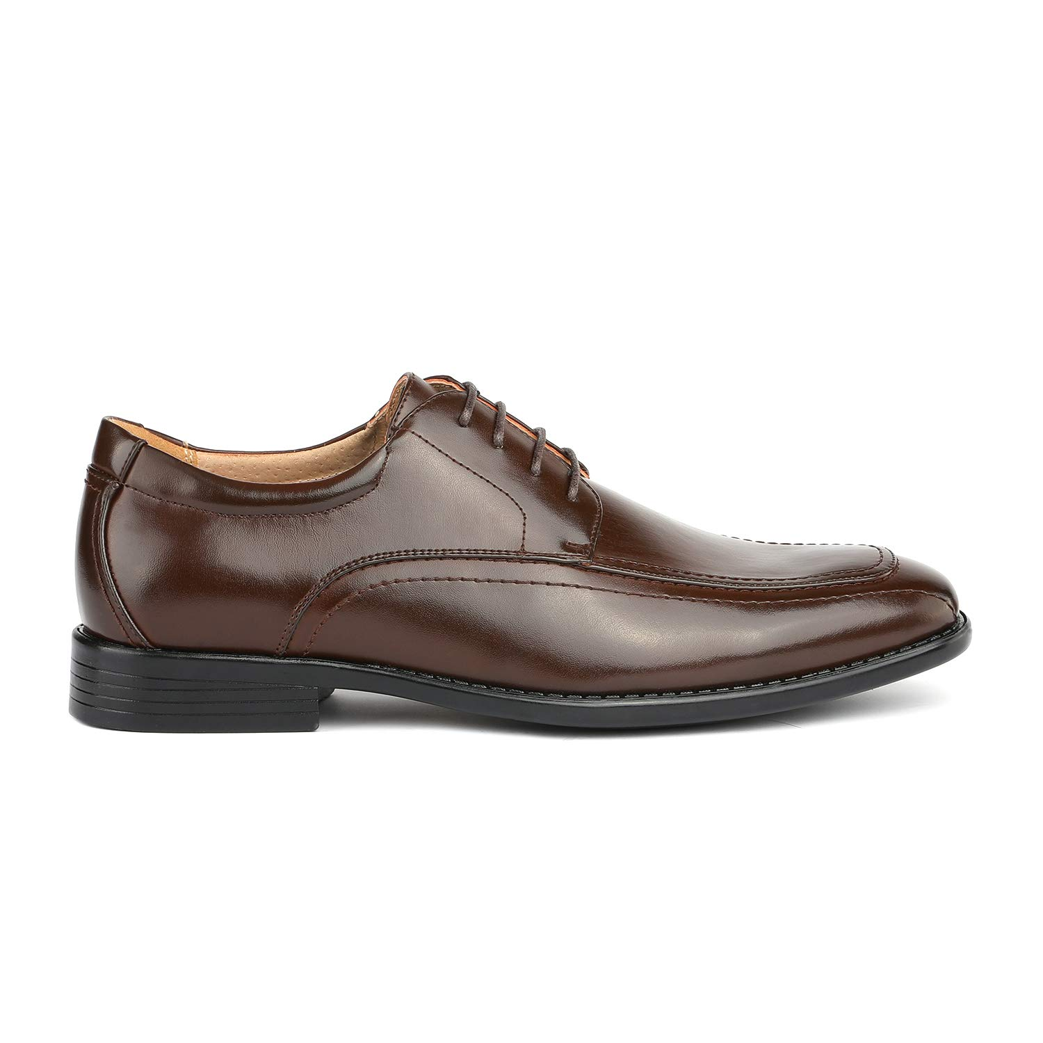 Bruno Marc Mens Leather Dress Shoes Formal Classic Lace-up Business Oxfords Shoe