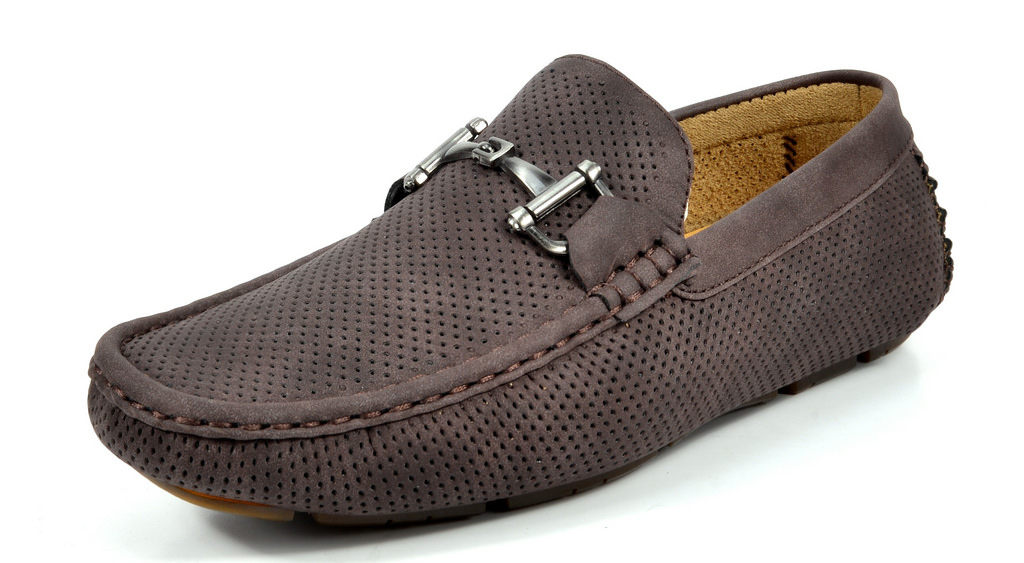 Men's On The Go Casual Loafers (8 Coffee)