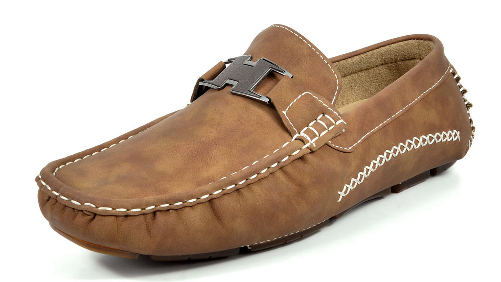 New Men's Casual Slip On Driving Loafers Moccasins Shoes