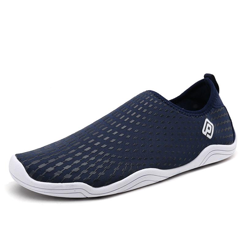 Woven Walking Shoes