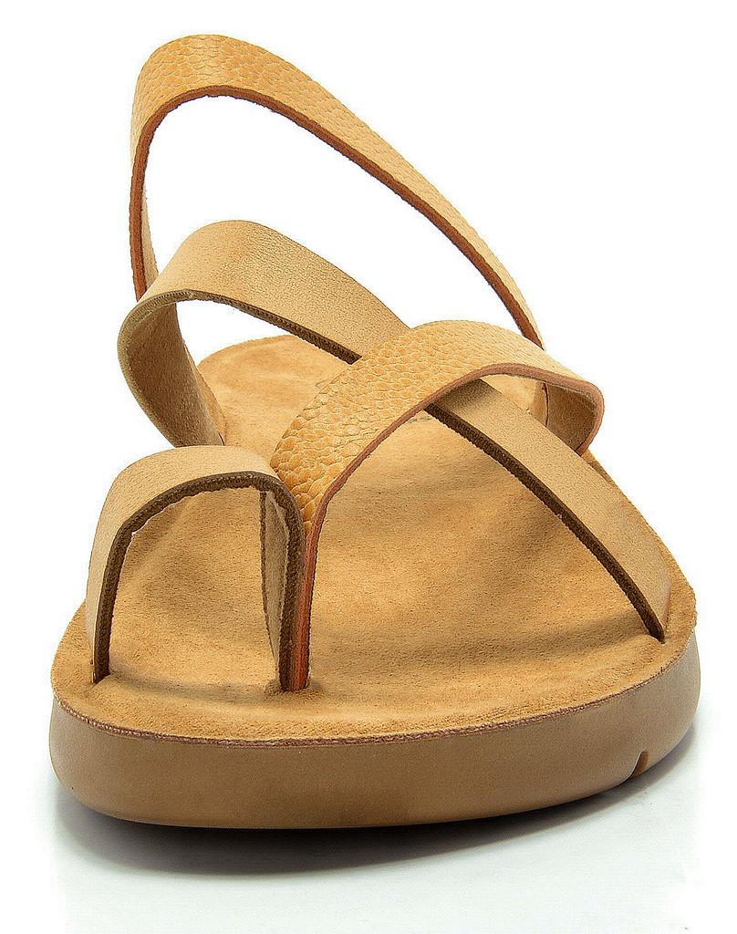 DREAM PAIRS GREEK-03 Women Platform Wedge Strap flip flop Summer Flat Sandals