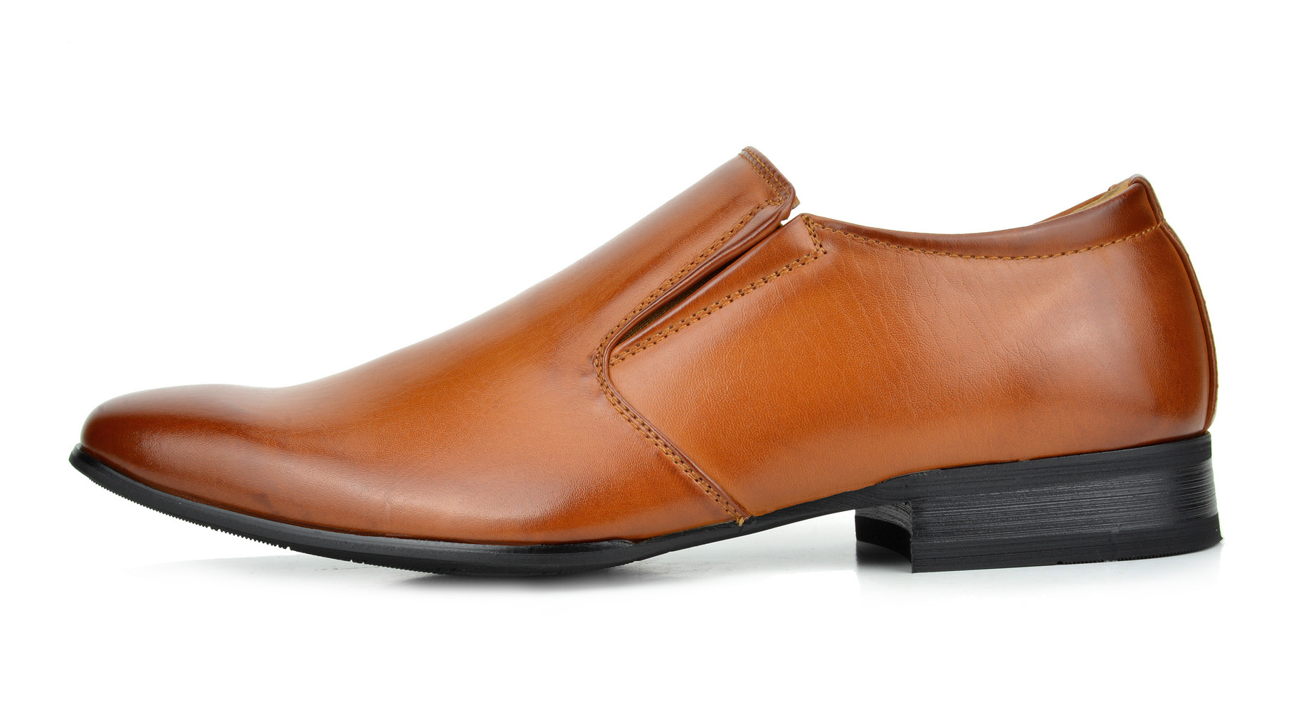 BRUNO MARC NEW YORK Men Gordon Casual Leather Lined Dress Loafers Slip-On Shoes