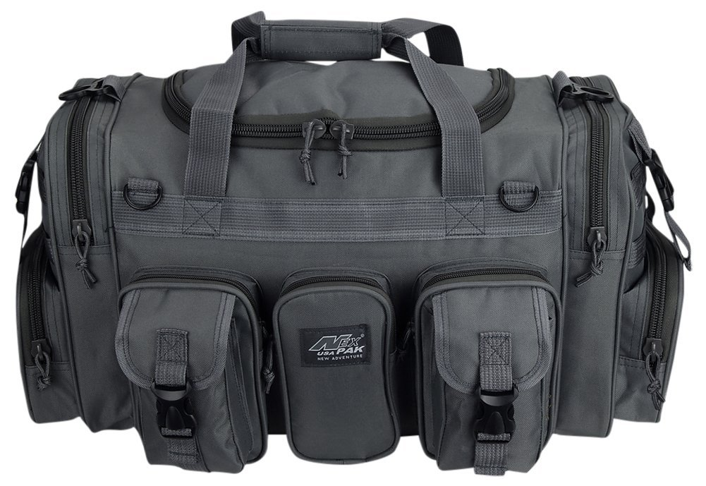Details About Mens Large 22 Duffel Duffle Military Molle Tactical Gear Travel Bag
