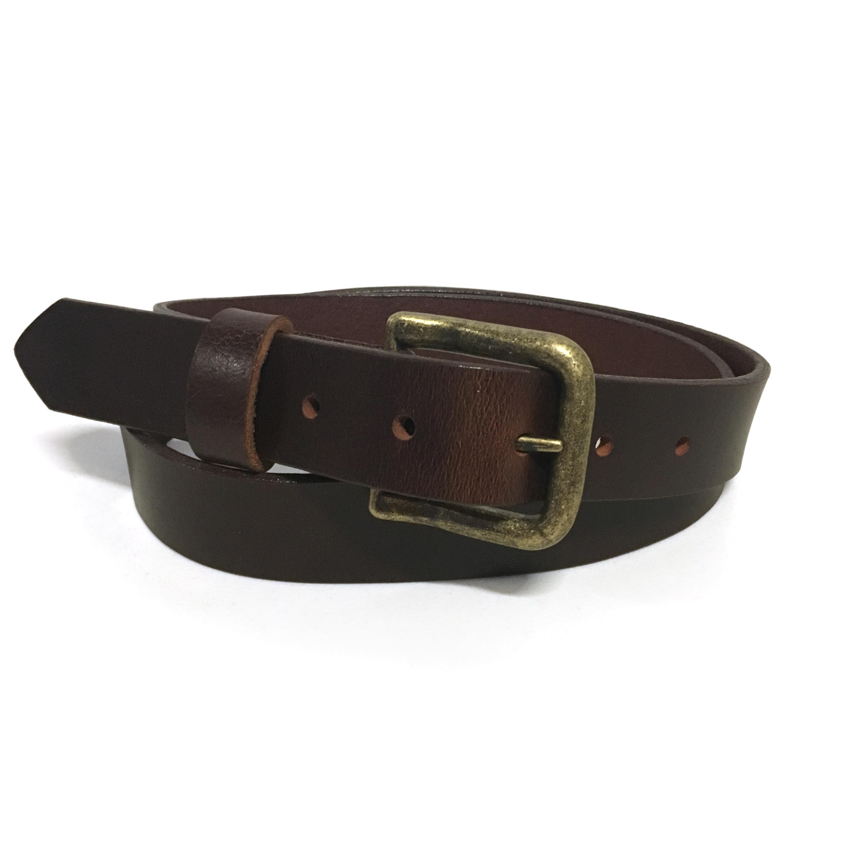 Handmade Full Grain Solid Leather Belts