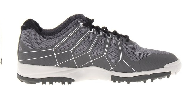 Nike-Youth-Air-Range-Jr-Athletic-Golf-Shoes-Dark-Grey-Silver-Black