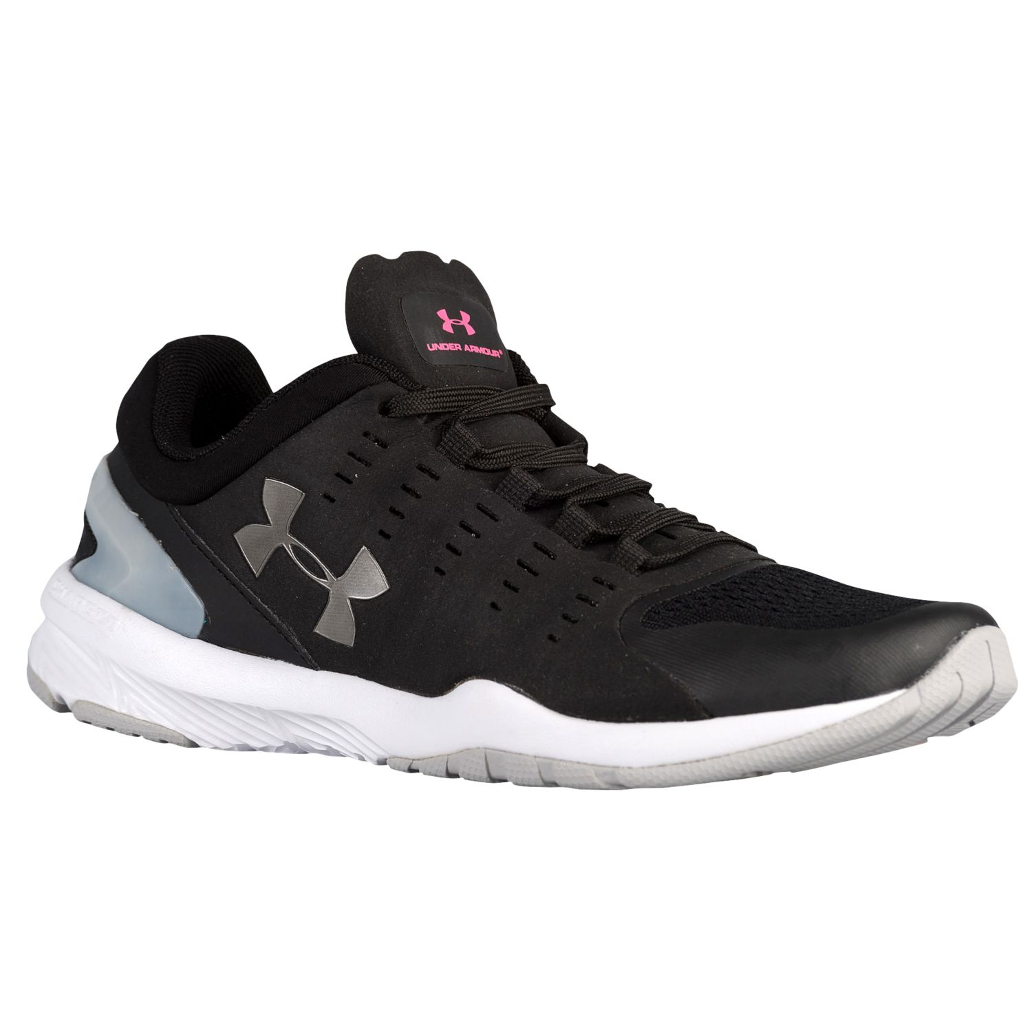 black under armour shoes women's