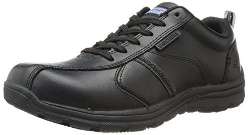 Skechers for for Skechers Work Men's Hobbes Slip Resistant Oxford 6cbe99