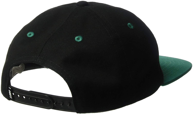 81b0b73b1bde4 Obey Men s Better Days 6 Panel Snapback Hat Cap