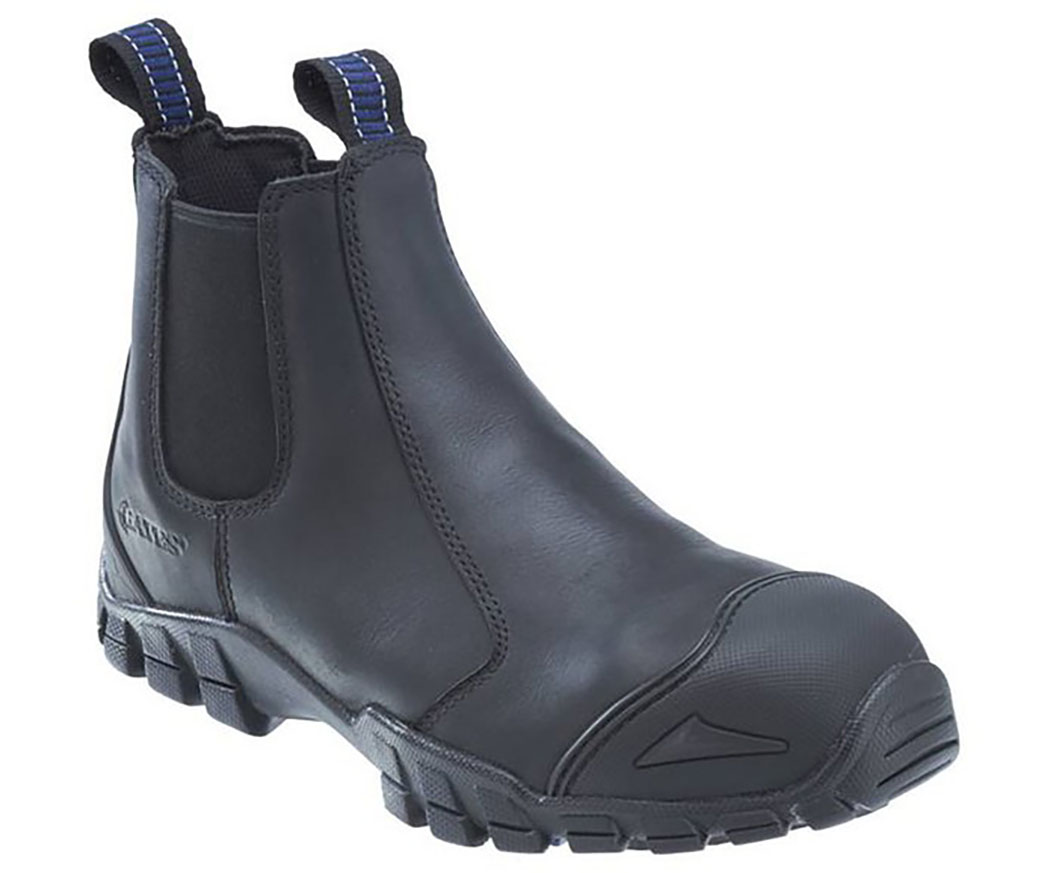 Bates 7004 B Mens Strike Chelsea Composite Toe Boot Fast