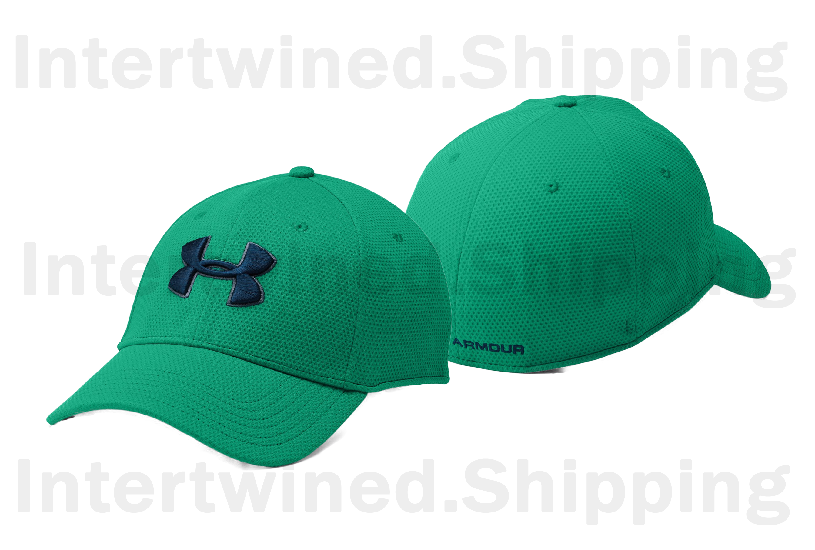 32c9455faa0 Under Armour 1254123 Men s Blitzing II Stretch Fit Cap HeatGear Fitted Hat