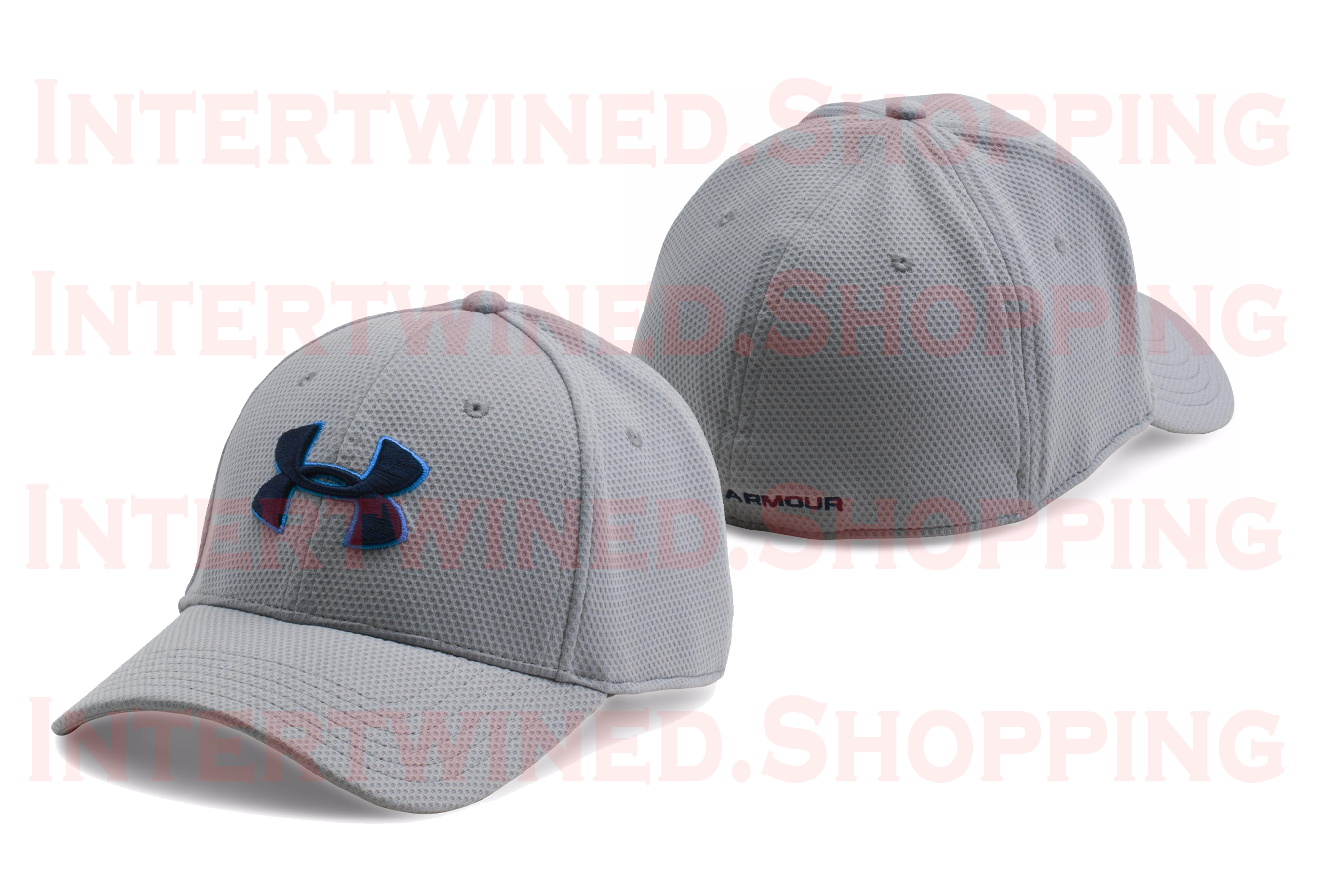 a1bf1bd7a15 NEW Under Armour 1254123 Men s Blitzing II Stretch Fit Cap ...