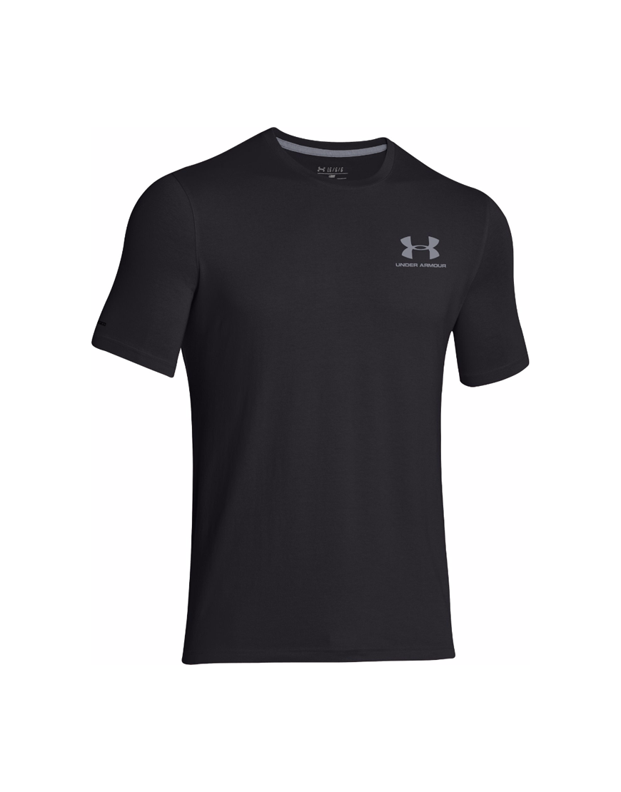 Men 39 s under armour charged cotton sport athletic 1257616 t for Under armour heat gear button down shirt