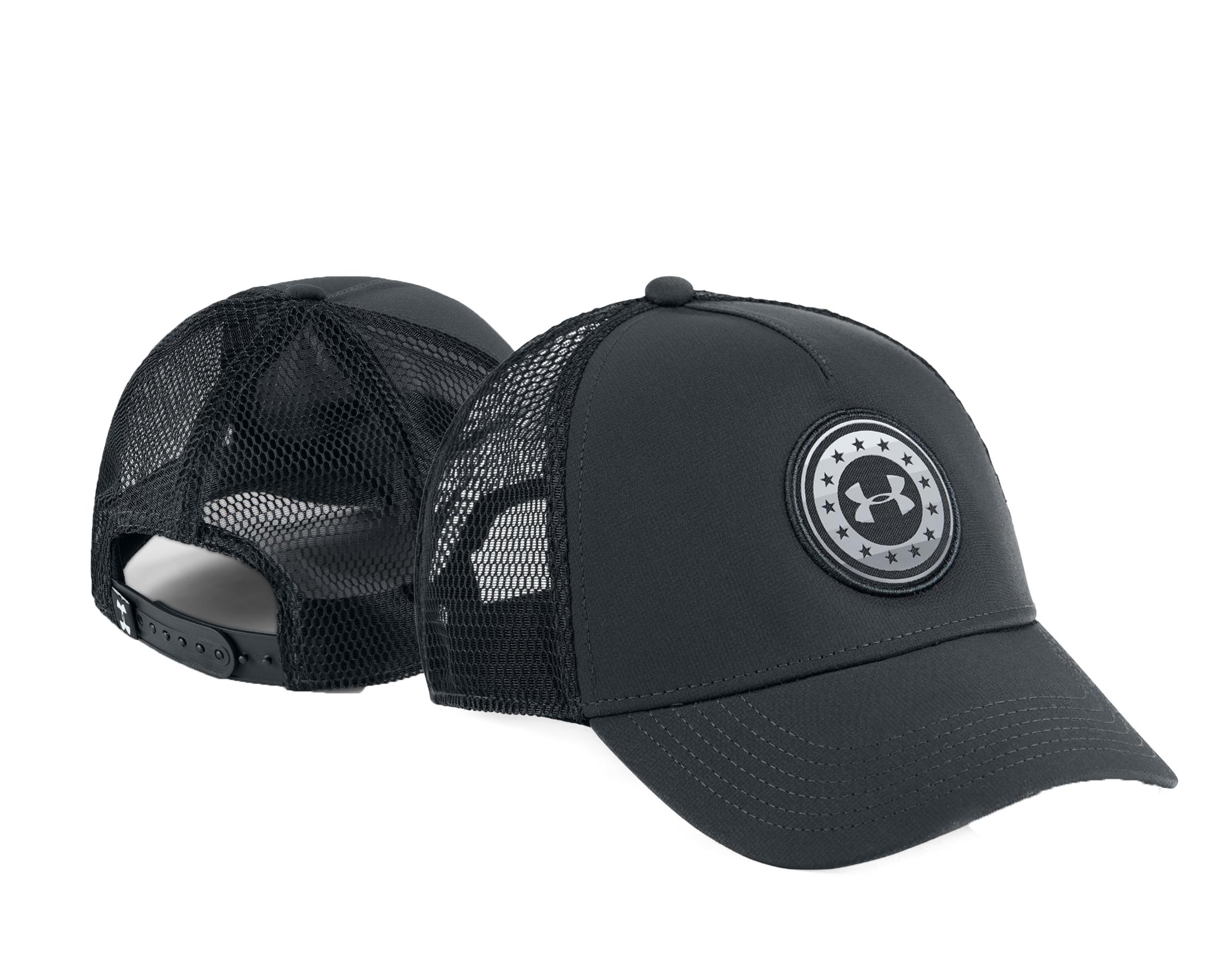 under armour trucker hat
