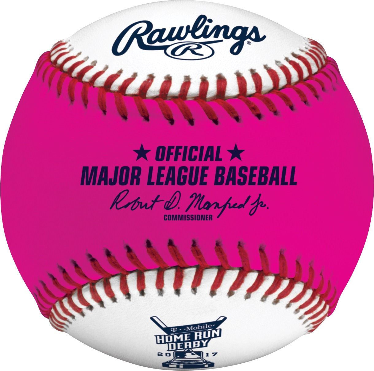 2017 mlb all-star game rawlings pink home run derby moneyball