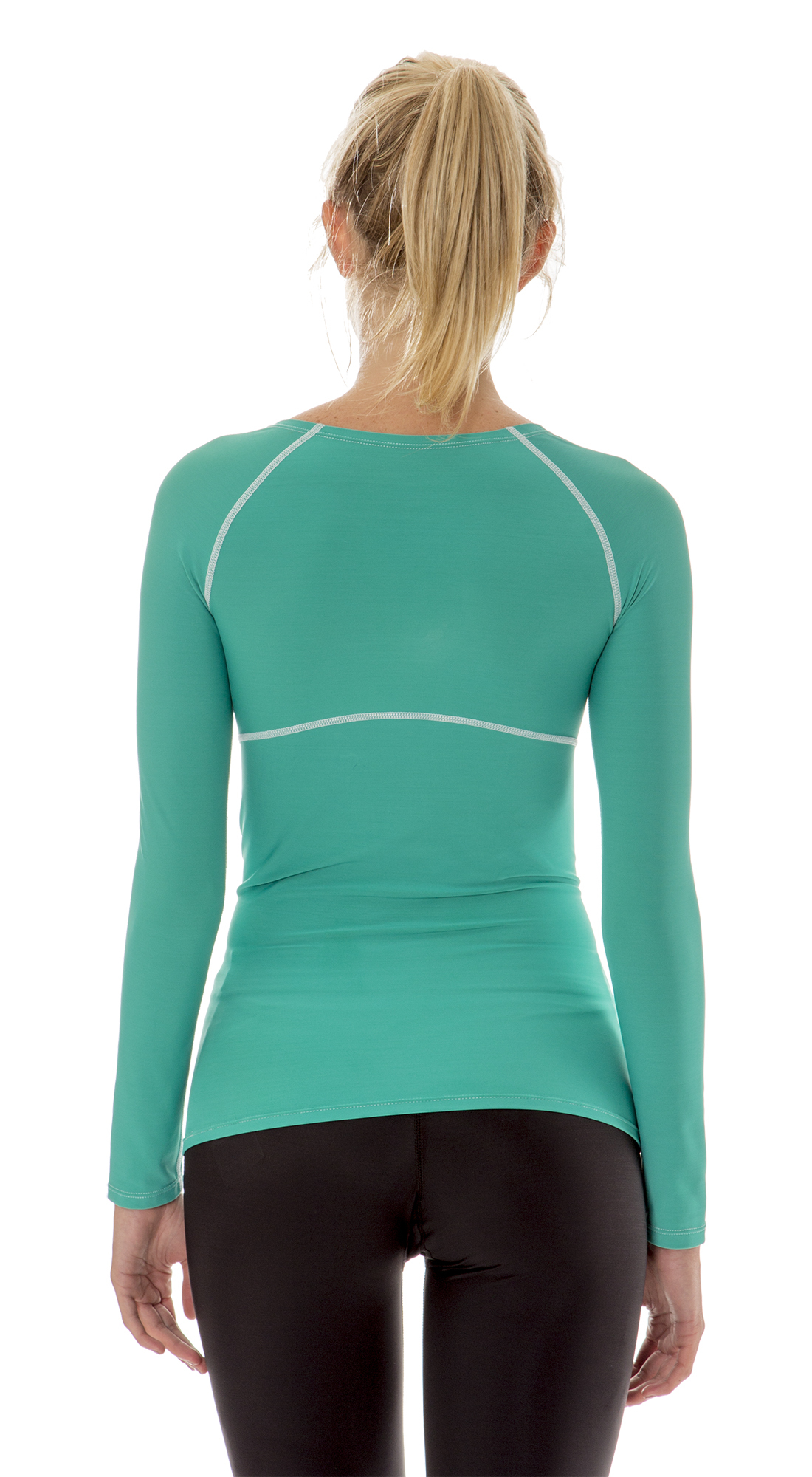 Womens long sleeve compression shirt
