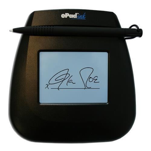 NEW ePad-ink VP9805 Electronic Signature Capture Reader Pad USB