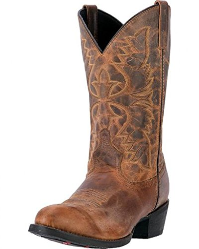 Laredo Men/'s Birchwood Cowboy Boot Round Toe 68458