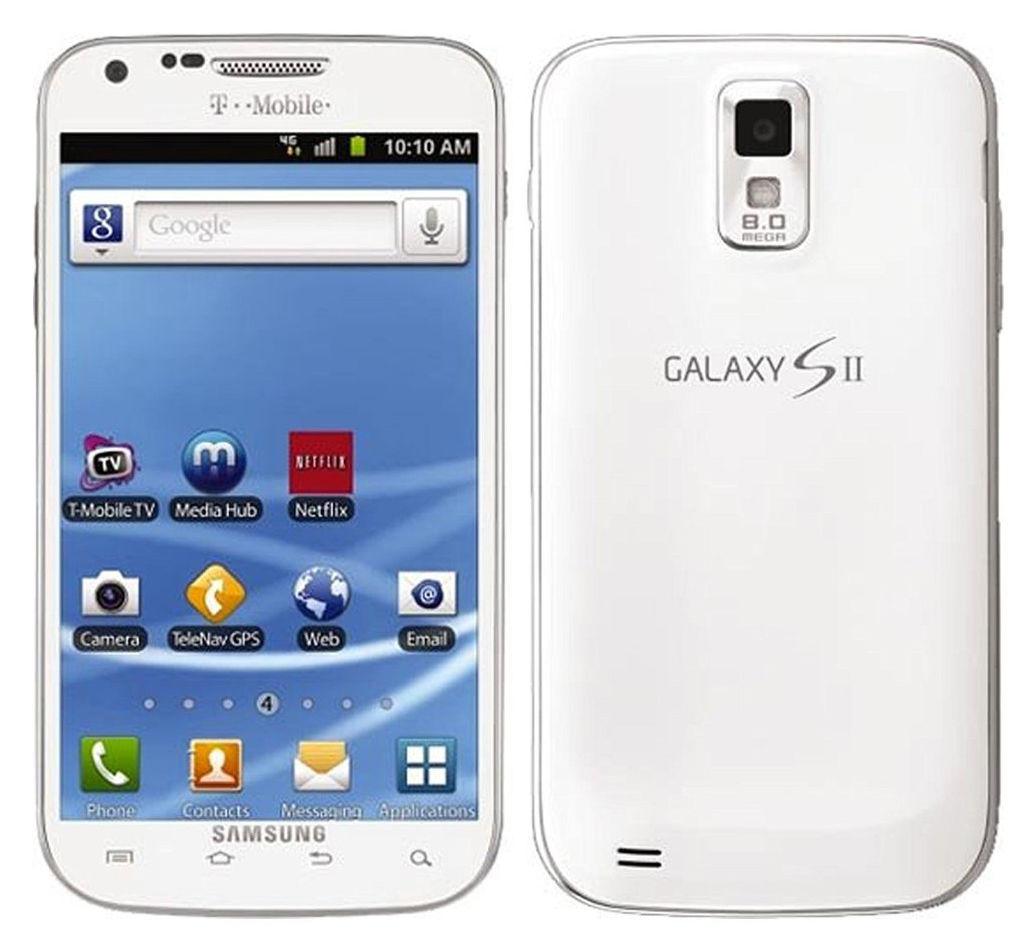 Samsung Galaxy S2 II 16GB 4G SGH-T989
