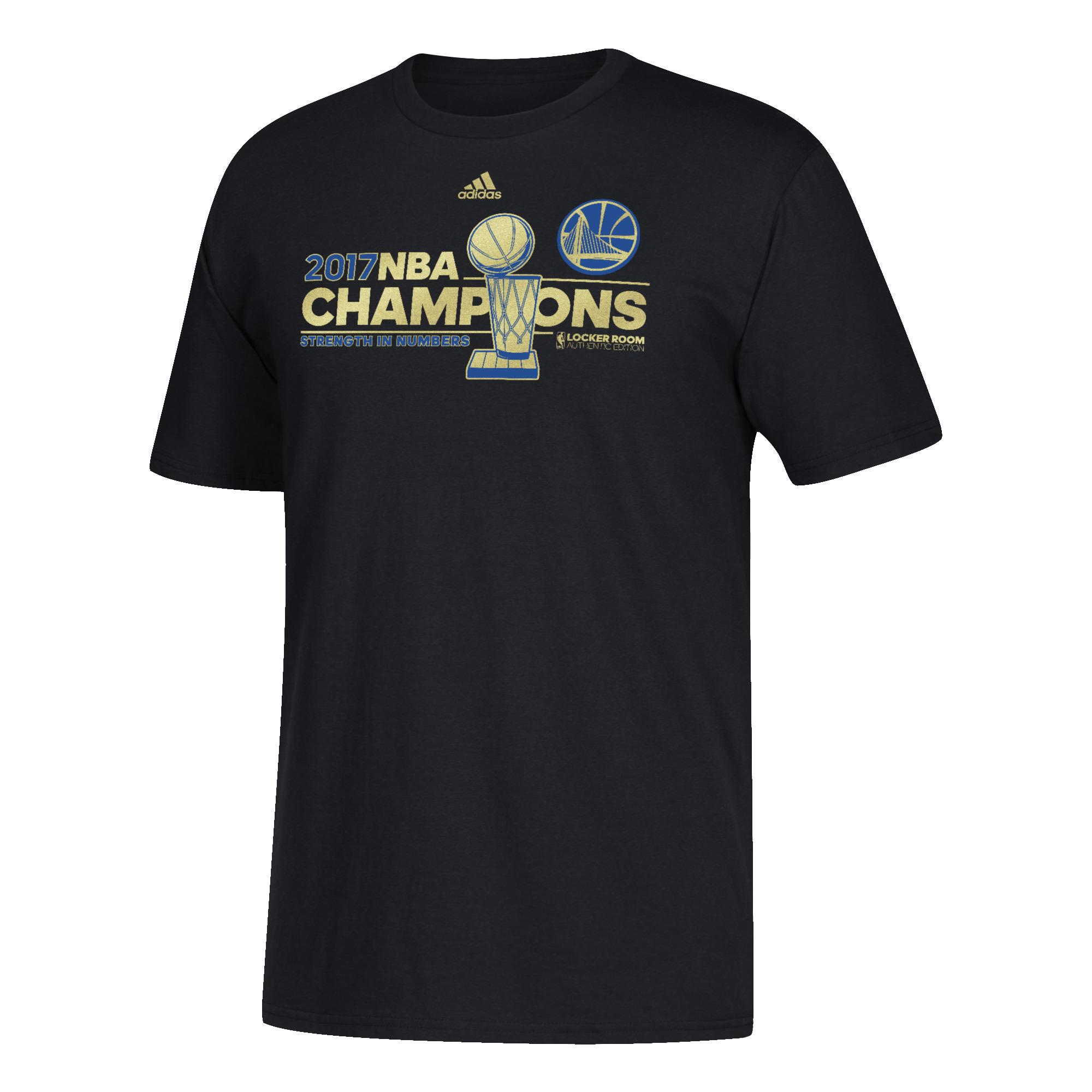 Golden State Warriors Locker Room Shirt