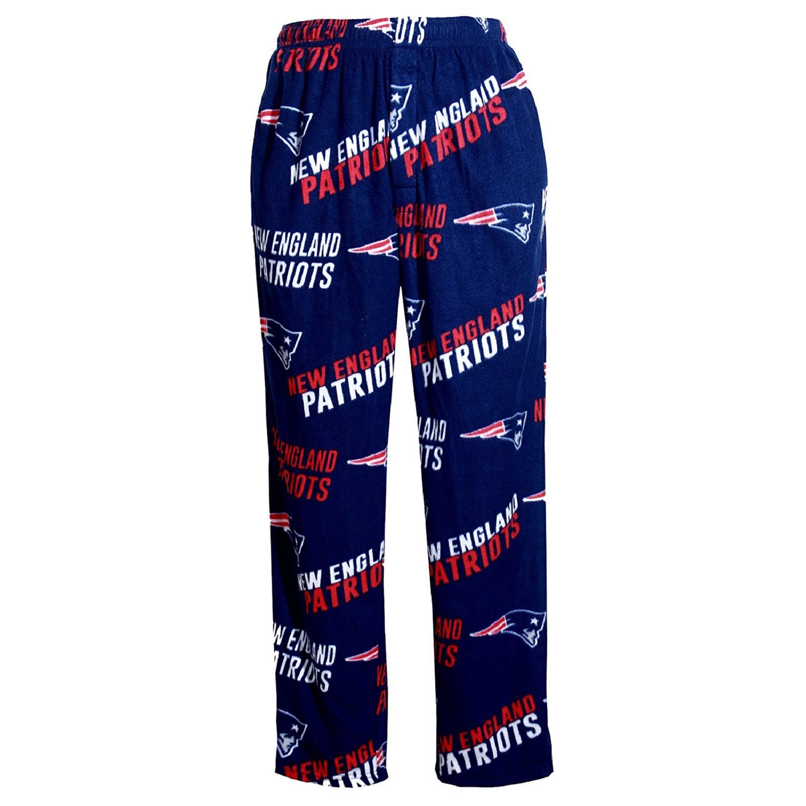 NFL Concepts Sports Wildcard Men's Pajama Pants-16 TEAMS ...