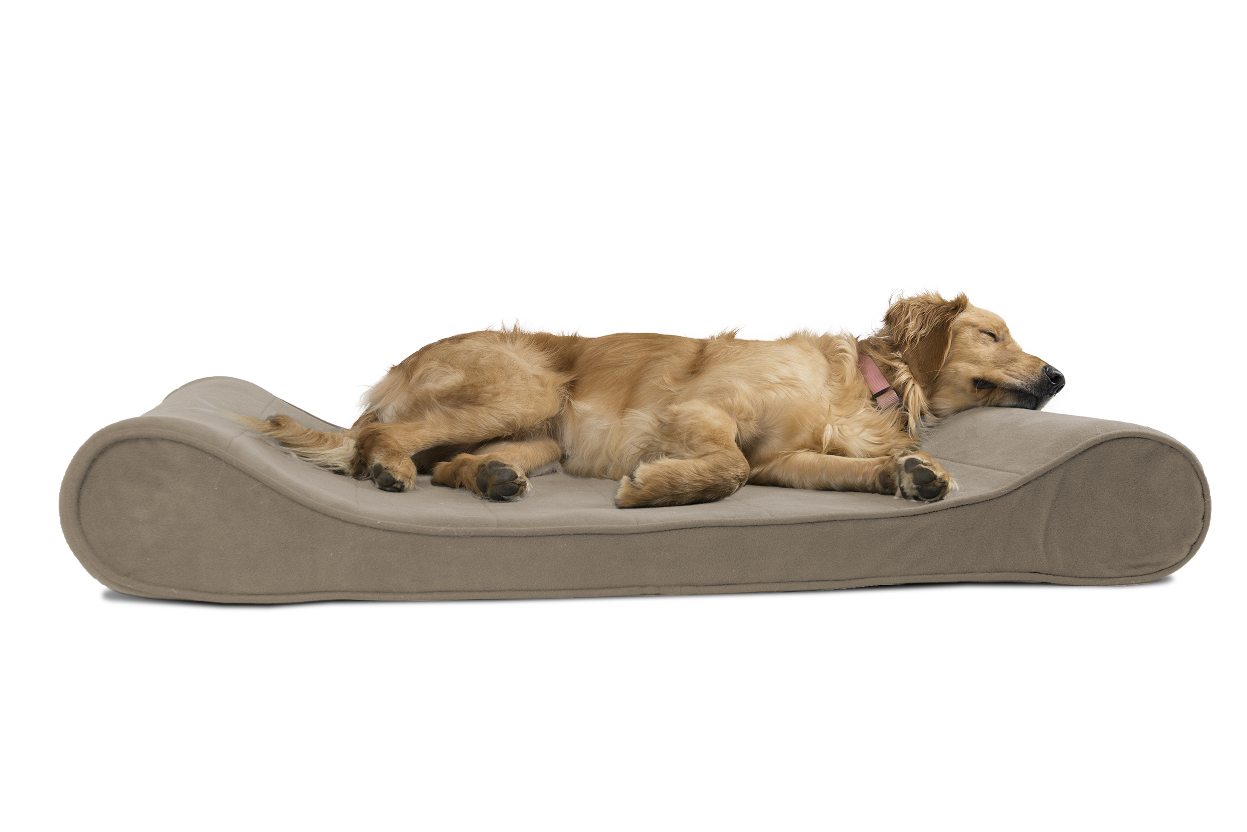orthopedic large view dog amazon feather pet larger chocolate com products dp ortho beds top h k bed