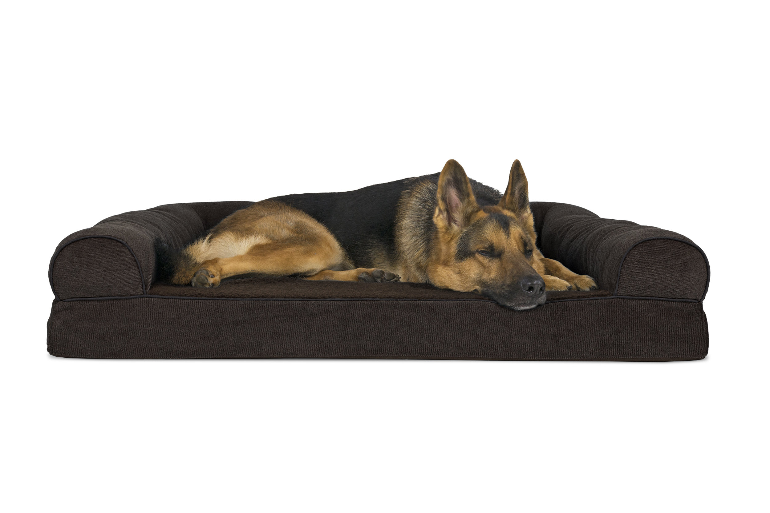 how to make a fleece pet bed