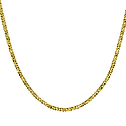 necklace zoom chain titanium loading rolo