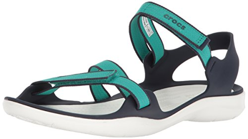 outlet with paypal order amazon cheap online Women's Crocs Swiftwater Webbing Sport Sandals 39uONnd4dd
