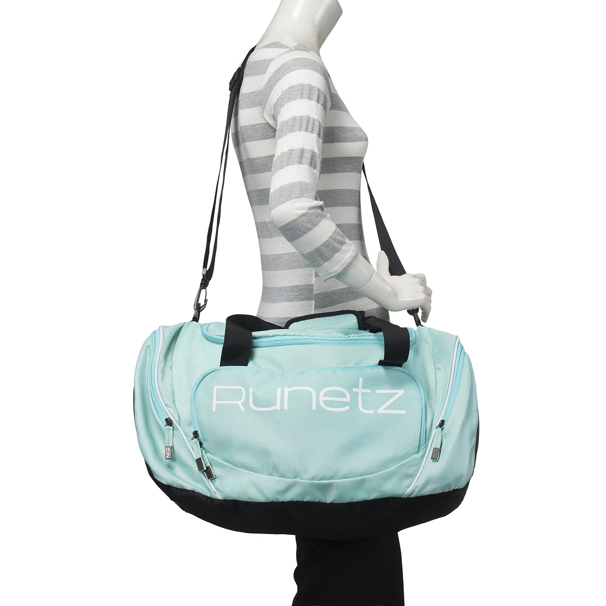 Runetz - Gym Bag Sport Shoulder Bag for Men   Women Duffel 20-inch Large d207e1d182