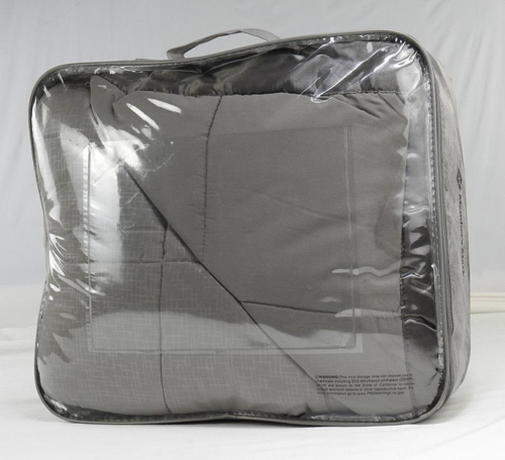 Member/'s Mark Oversized Reversible Down Alternative Blanket Full//Queen