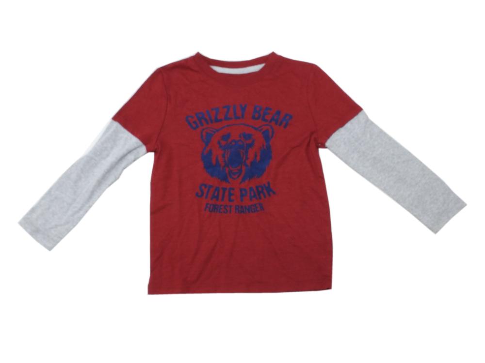 Member/'s Mark Kids Boys Long Sleeve Shirt My Favorite Tee Assorted