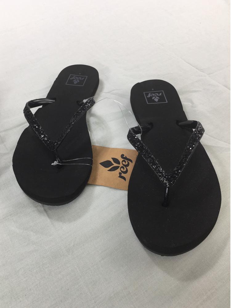 Details about  /Reef Womens Stargazer Flip Flop Sandals Brand New w//Tag - Slight Damage