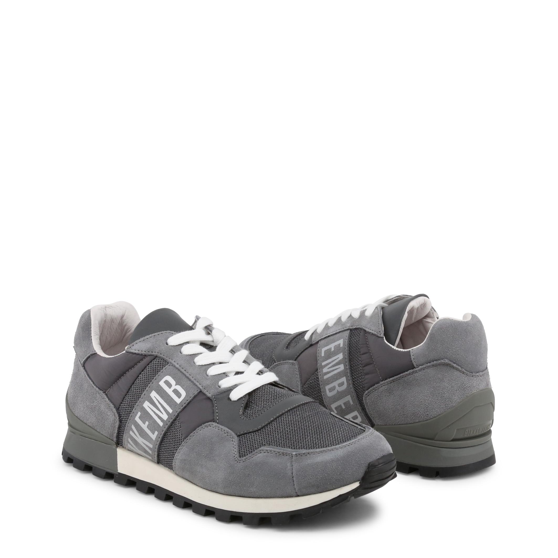Bikkembergs FEND-ER/_2376 Men Sneakers Grey