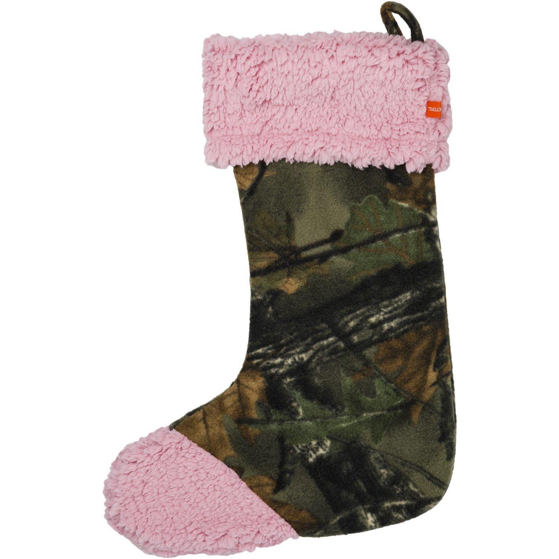 trailcrest camo christmas stocking - Camo Christmas Stocking