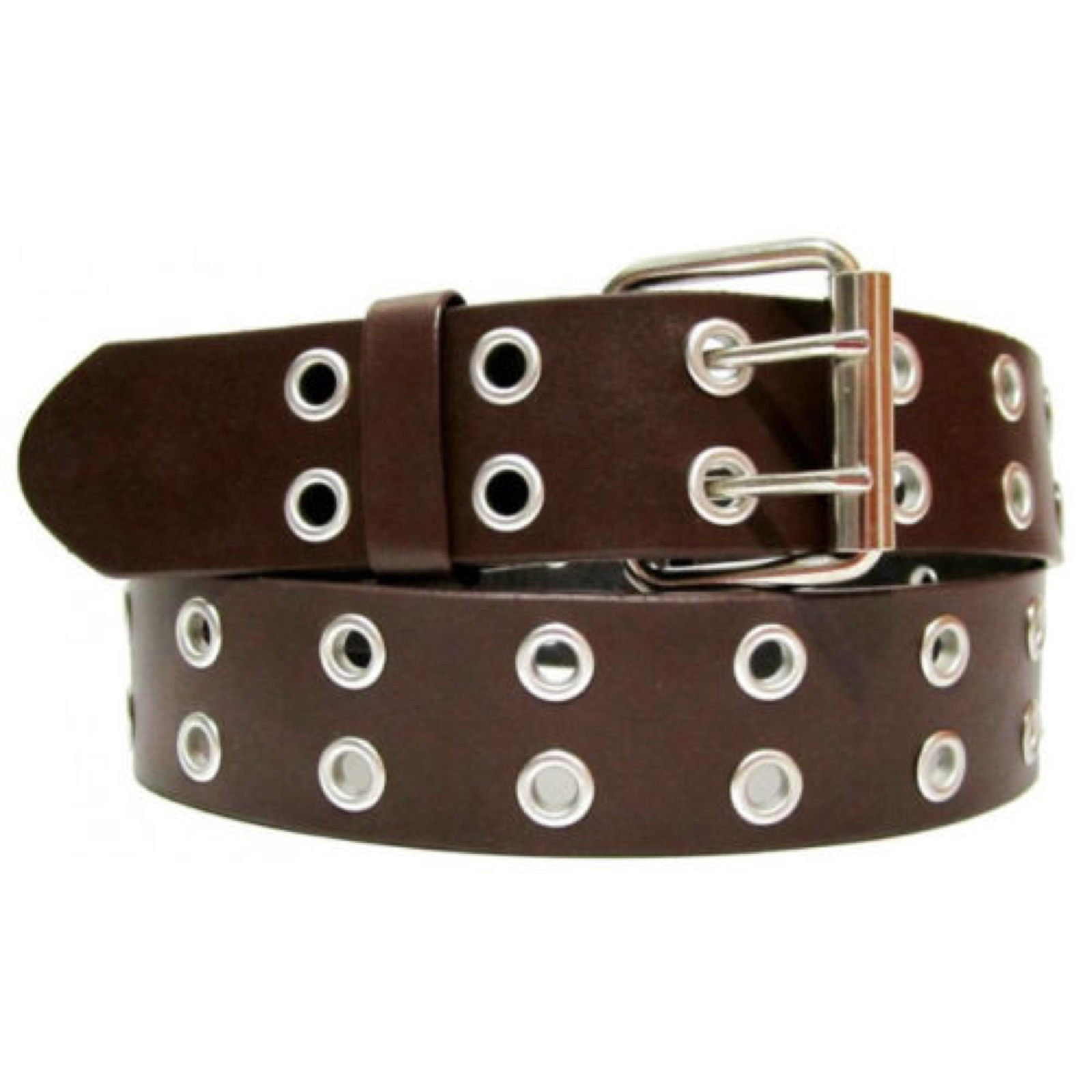 how to add holes to a leather belt